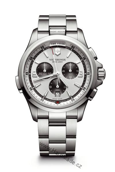 Victorinox 241728 Night Vision White Chrono