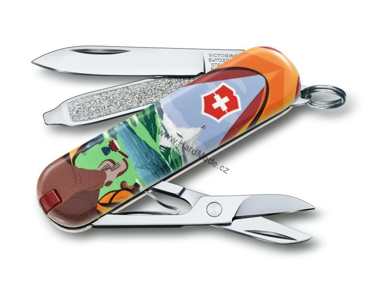 Victorinox Classic - LE 2018 Call of Nature