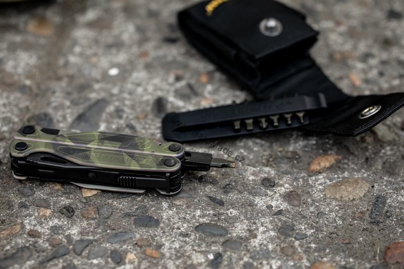 Leatherman CHARGE PLUS Camo Forest Multitool