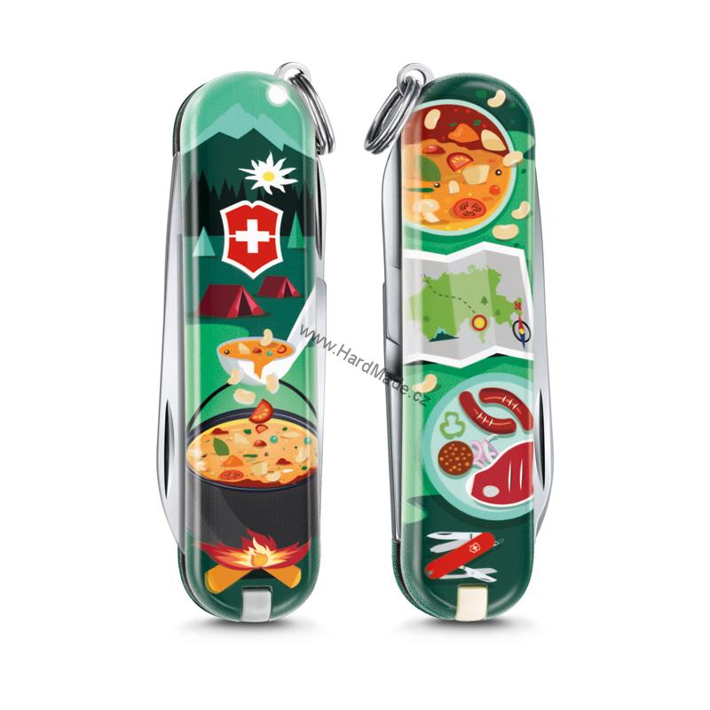 Victorinox Classic - LE 2019 Swiss Mountain Dinner