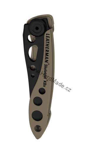 Leatherman SKELETOOL KBX Coyote TAN