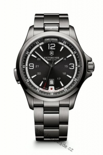 Victorinox 241665 Night Vision Black Steel