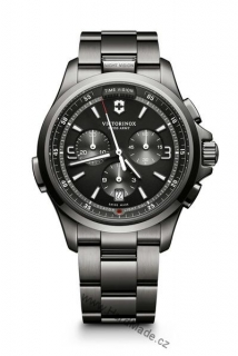 Victorinox 241730 Night Vision Black Chrono
