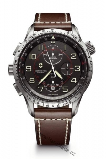 Victorinox 241710 AirBoss Chrono Mach 9 Leather