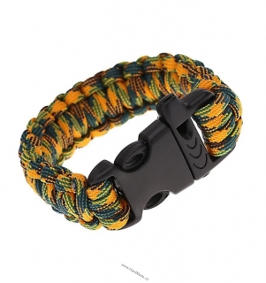 Paracord náramek Deluxe Jungle