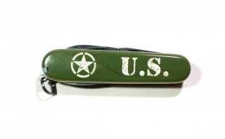 Victorinox Swiss Army Hiker Invasion Star LE USA - 91mm